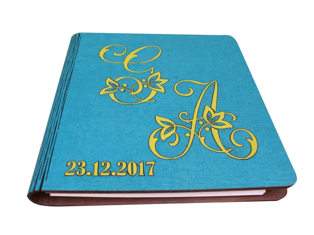 Libro para Firmas en Tela